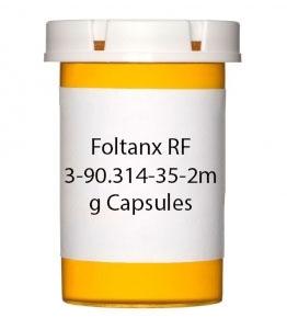 Foltanx RF 3-90.314-35-2mg Capsules