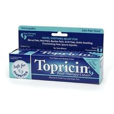 Topricin Foot Therapy Cream - 2.0 oz