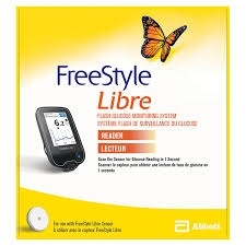 FreeStyle Libre 14 Day Reader - Prescription Required
