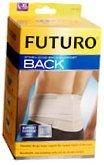 Futuro Stabilizing Back Support Large - X Large