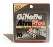 Gillette Atra Plus Blades - 10