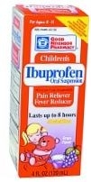 Good Neighbor Pharmacy Ibuprofen Child Susp Grape 4oz