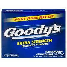 Goody's Extra Strength Headache Powders - 50ct