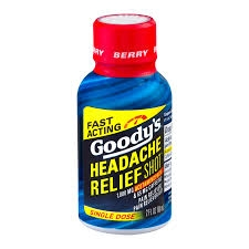 Goody's Headache Relief Shot Berry - 2 fl oz