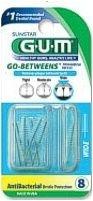 Gum Go-Betweens Proxabrush Refills Wide - 8