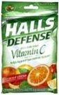 Halls Defense Supplement Drops Vitamin C Assorted Citrus 30 Drops