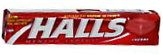 Halls Mentho-Lyptus Advanced Vapor Action Cherry 9ct/20pack