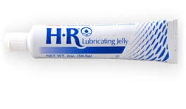 HR Pharma Sterile Lubricating Jelly with Flip Top Cap- 2oz
