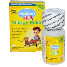 Hyland's 4Kids Allergy Relief Quick Dissolve Tablets - 125ct