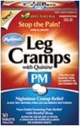 Hylands Leg Cramps PM Nightime Cramp Relief Tablets 50ct