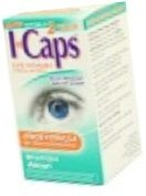 Icaps Eye Vitamin & Mineral Supplement AREDS Formula Softgels - 120