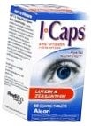 Icaps Lutein/Zeaxanthan Tablet - 120