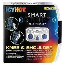 Icy Hot Smart Relief Knee & Shoulder Tens Therapy Starter Kit