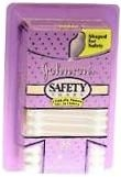 Johnson & Johnson Safety Swabs 55 ct