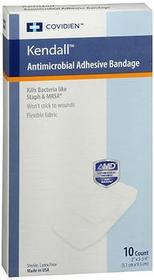"Kendall Telfa Adhesive Bandage, 2"" x 3.75""- 10ct"