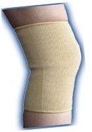 Knee Sleeve Elastic Beige Large-Bell Horn