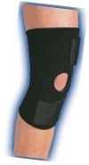 Knee Wrap Prostyle Black Open Universal-Bell Horn