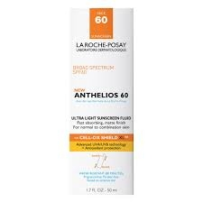 la roche posay anthelios 60 ultra light sunscreen fluid spf 60 1 7. Black Bedroom Furniture Sets. Home Design Ideas