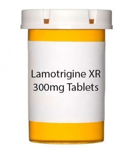 Lamotrigine XR 300mg Tablets