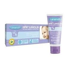 Lansinoh HPA Lanolin Cream for Breastfeeding Mothers-40g