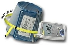 Life Source Blood Pressure Monitor - XL Cuff