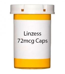 Linzess 72mcg Caps
