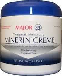 Major Minerin Dry Skin Moisturizing Cream- 16oz