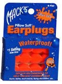 Macks Pillow Soft Earplugs Kids Size 6 Pairs