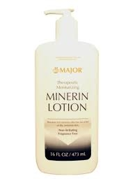 Minerin Dry Skin Moist Lotion (Major)- 16oz