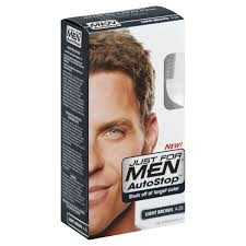 Just For Men AutoStop Haircolor Light Brown