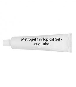 Metrogel 1% Topical Gel (60g Tube)
