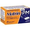 Motrin PM Coated Caplets- 20ct