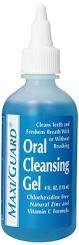 Maxi/Guard Oral Cleansing Gel- 4oz