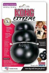 Kong Extreme, Black, X-Large- 1ct