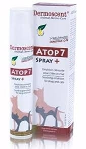 Dermoscent ATOP 7 Spray for Dogs and Cats- 75ml
