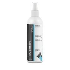 Comfort Anti-Itch Topical Anesthetic Spray for Dogs, Cats- 8oz