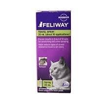 Feliway Classic Travel Spray- 20ml