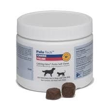 Calming Extra Petite Soft Chews for Dogs & Cats- 60ct