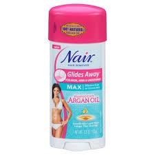 Nair Glides Away Hair Removal Cream - 3.3oz