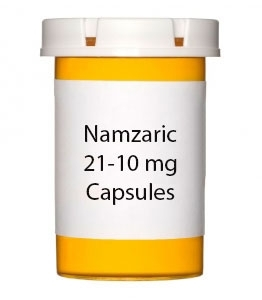 Namzaric 21-10 mg Capsules