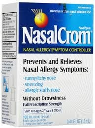 NasalCrom Allergy Spray - 0.44 oz