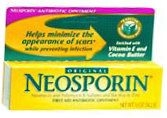 Neosporin Ointment Original 0.5 oz***otc Discontinued  2/25/14