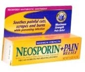 Neosporin Plus Pain Relief Max Strength First Aid Antibiotic Ointment .5oz***otc Discontinued  2/25/14