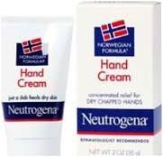 NNeutrogena Norwegian Formula Hand Cream- Scented 2oz