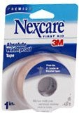 "Nexcare Absolute Waterproof Tape - 1"" x 5 Yards ****OTC DISCONTINUED 2/28/14"