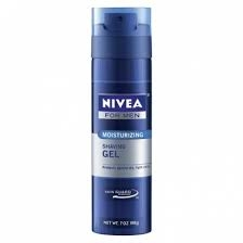 Nivea Men Moisturizing Shaving Gel - 7.0 oz