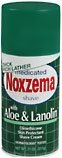 Noxzema Shave Cream Aloe And Lanolin 11oz