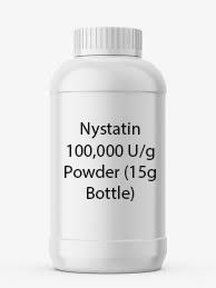 Nystatin 100,000 U/g Powder (15g Bottle)