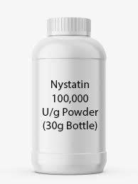 Nystatin 100,000 U/g Powder (30g Bottle)