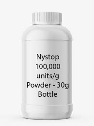 Nystop 10,000 units/g Powder - 30g Bottle